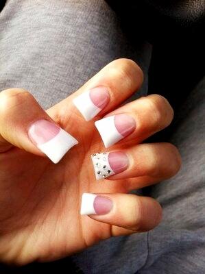 diseño uñas acrílicas pato