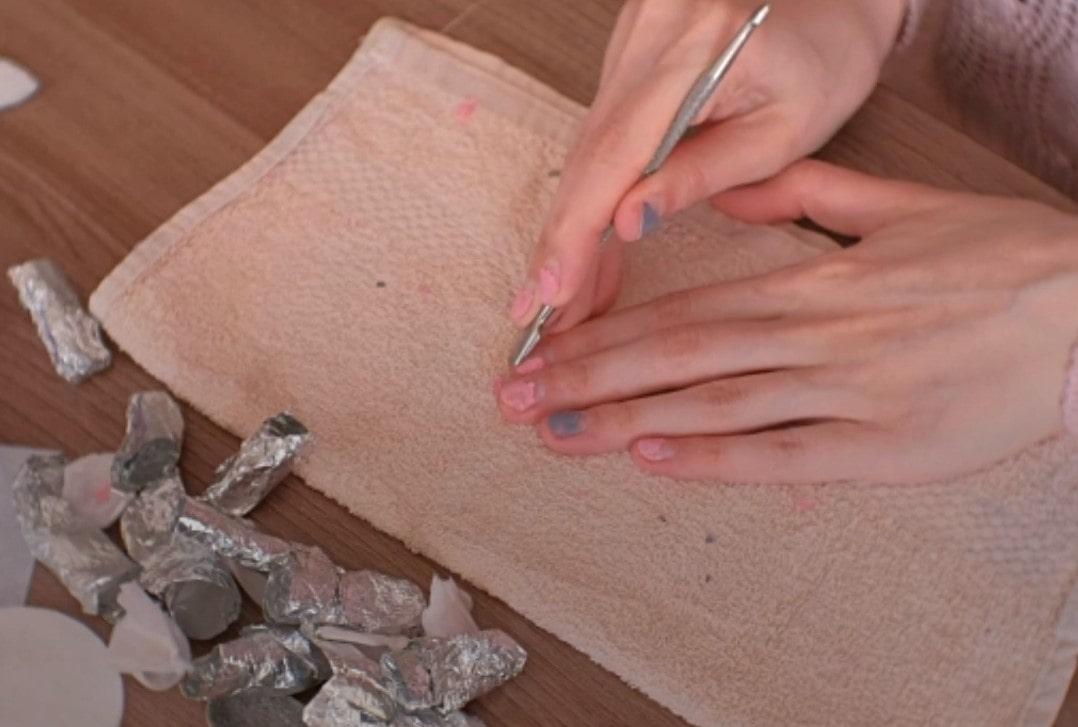 remover para quitar uñas de gel desde casa