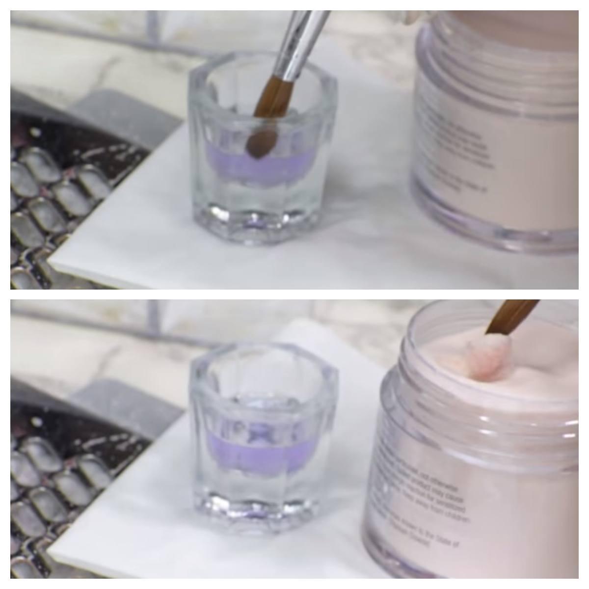 líquidos necesarios para hacer uñas de gel